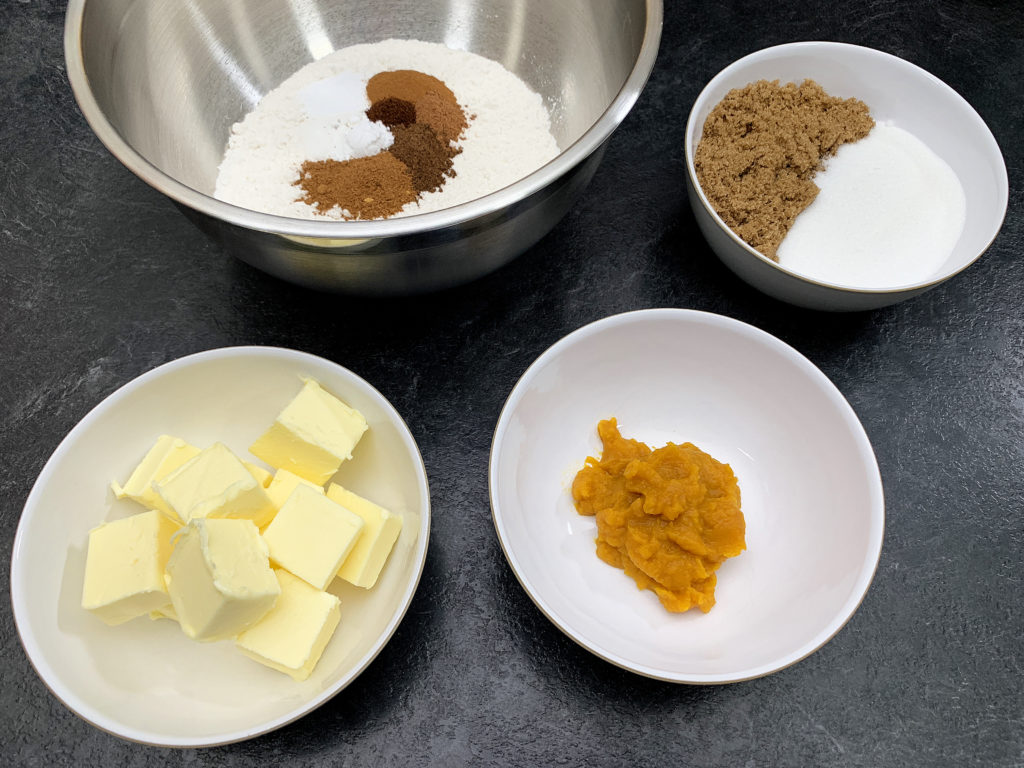 pumpkin snickerdoodle ingredients