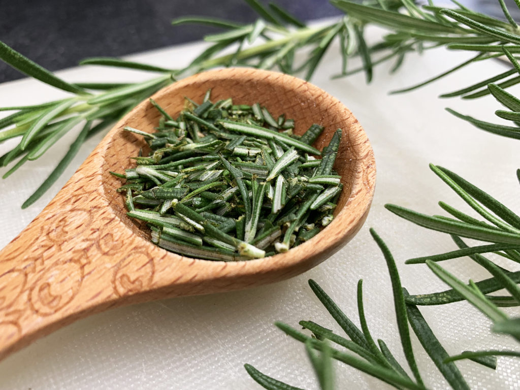 chopped rosemary